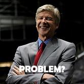 Arsene Wenger: mistrz trollingu